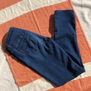 PAIGE Straight Leg Jeans